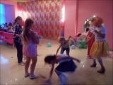 День рожденье с клоунами