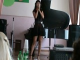 Харьковская Школа искусств для подростков и взрослых,мой гос.экзамен по эстрадному вокалу